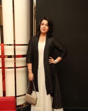 Charmy Kaur - NTR Mahanayakudu Movie Premier at AMB Mall Photos   Picture 1628480