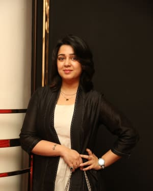 Charmy Kaur - NTR Mahanayakudu Movie Premier at AMB Mall Photos