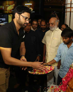 NTR Mahanayakudu Movie Premier at AMB Mall Photos