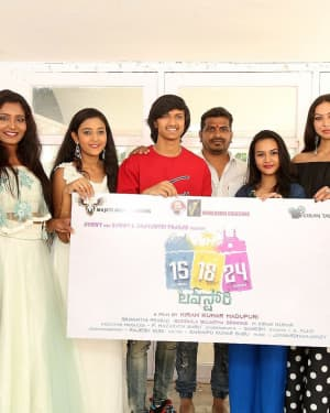 15, 18, 24 Love Story - 15, 18, 24 Love Story Telugu Movie Launch Photos