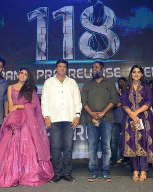 118 Telugu Movie Pre Release Event Photos