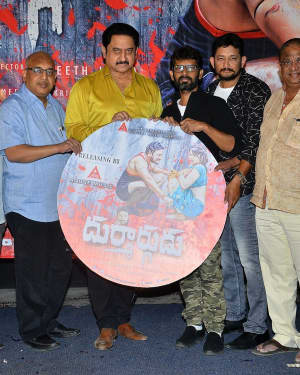 Durmargudu - Durmargudu Movie Trailer Launch Photos