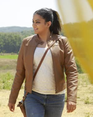 Priyamani - Sirivennela Chikmanglore On Location Stills