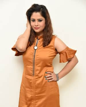Shilpa Chakravarthy - Peta Telugu Movie Audio Launch Photos