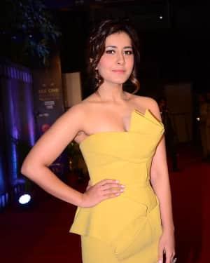 Raashi Khanna - Zee Cine Awards Telugu 2018 Red Carpet Photos | Picture 1620136