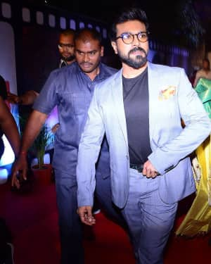 Ram Charan Teja - Zee Cine Awards Telugu 2018 Red Carpet Photos