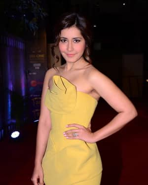 Raashi Khanna - Zee Cine Awards Telugu 2018 Red Carpet Photos