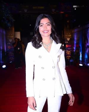 Rashmika Mandanna - Zee Cine Awards Telugu 2018 Red Carpet Photos