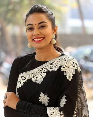 Stefy Patel - Ninnu Talachi First Look Launch Photos