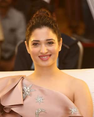 Tamanna Bhatia - F2 Telugu Movie Pre Release Event Photos