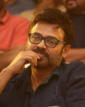 Venkatesh - F2 Telugu Movie Pre Release Event Photos