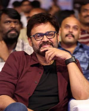 Venkatesh - F2 Telugu Film Success Meet Photos | Picture 1621181