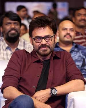 Venkatesh - F2 Telugu Film Success Meet Photos