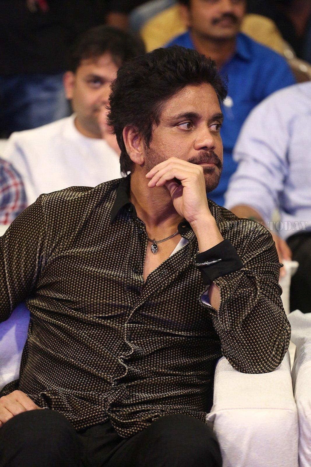 Nagarjuna Akkineni - Mr. Majnu Telugu Movie Pre Release Event Photos | Picture 1621396