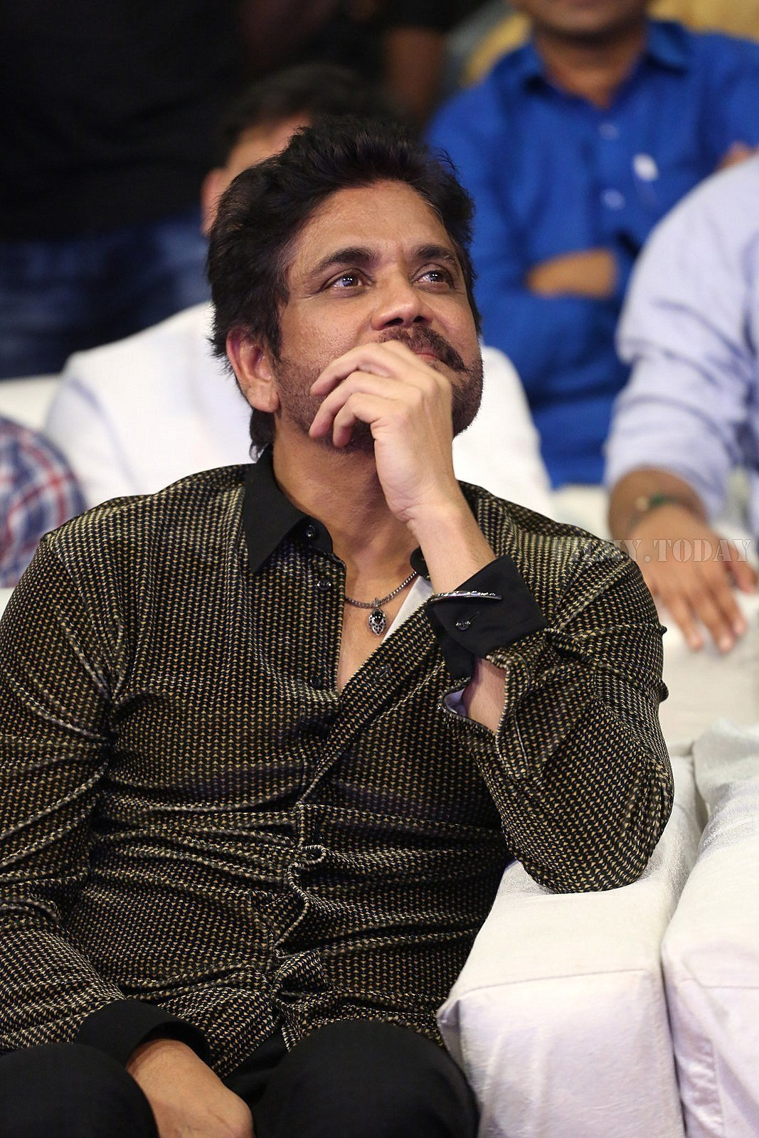 Nagarjuna Akkineni - Mr. Majnu Telugu Movie Pre Release Event Photos | Picture 1621401