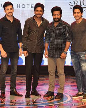 Mr. Majnu Telugu Movie Pre Release Event Photos | Picture 1621460