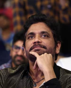 Nagarjuna Akkineni - Mr. Majnu Telugu Movie Pre Release Event Photos | Picture 1621384