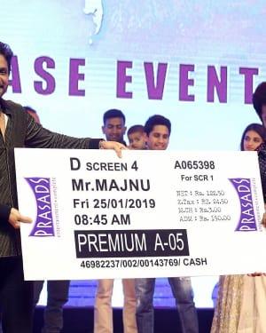 Mr. Majnu Telugu Movie Pre Release Event Photos | Picture 1621458