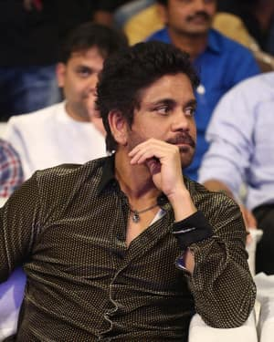 Nagarjuna Akkineni - Mr. Majnu Telugu Movie Pre Release Event Photos | Picture 1621396