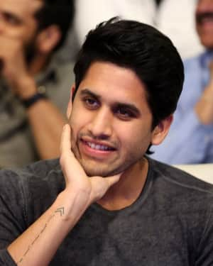 Naga Chaitanya - Mr. Majnu Telugu Movie Pre Release Event Photos | Picture 1621337