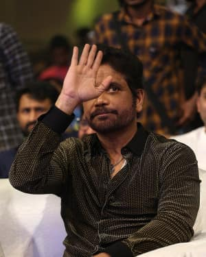 Nagarjuna Akkineni - Mr. Majnu Telugu Movie Pre Release Event Photos | Picture 1621388