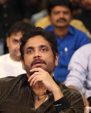 Nagarjuna Akkineni - Mr. Majnu Telugu Movie Pre Release Event Photos | Picture 1621394
