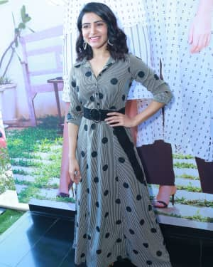 Samantha Photos at AND Store Launch