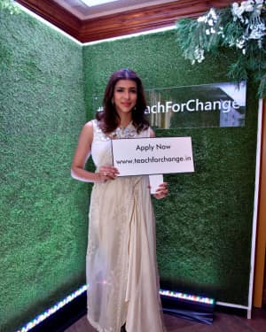 Lakshmi Manchu - Teach for Change Launches Nationwide Programme Photos